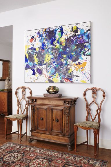 Marvelous How To Mix Antique And Modern Furniture Louisville Mercantile Theyellowbook Wood Chair Design Ideas Theyellowbookinfo